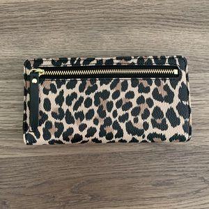 kate spade Bags - NWT Kate Spade Shore Street Leopard Stacy Wallet